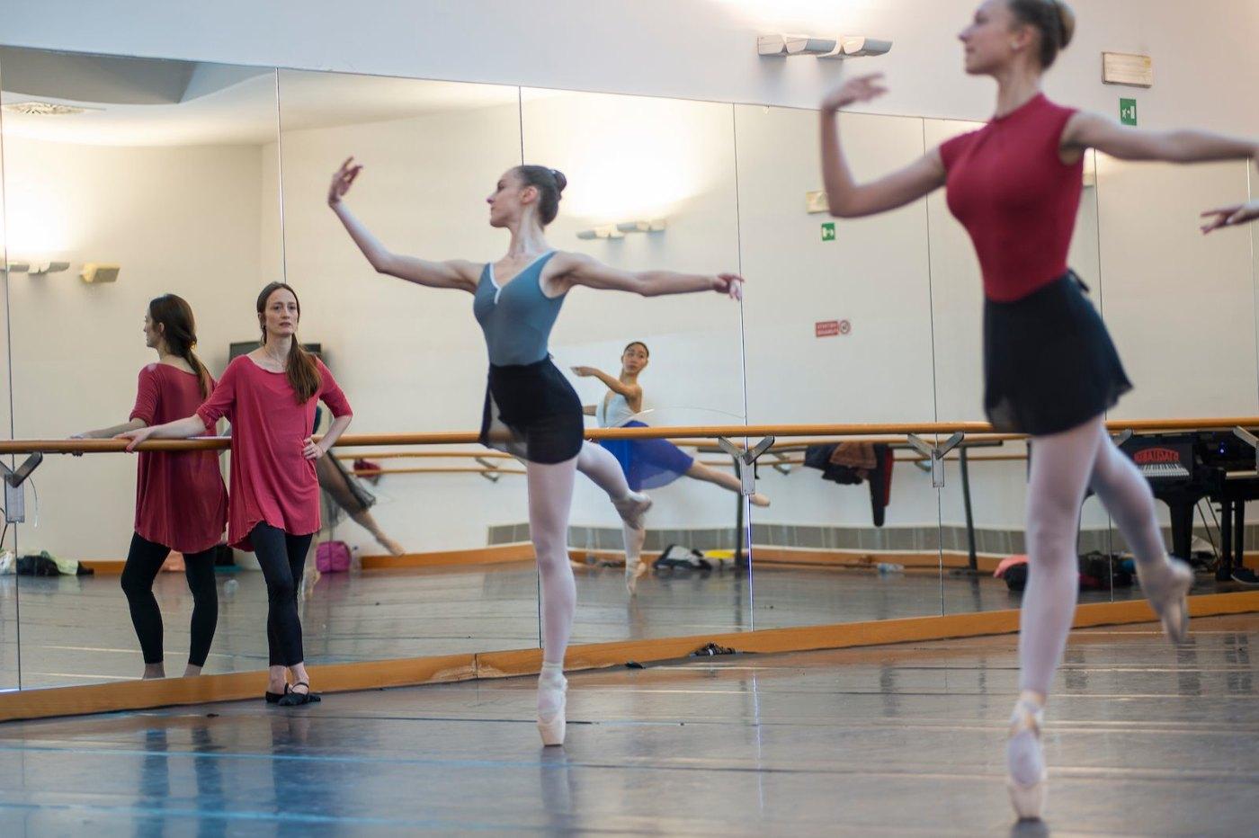 workshop ondance danza classica e contemporanea roberto bolle