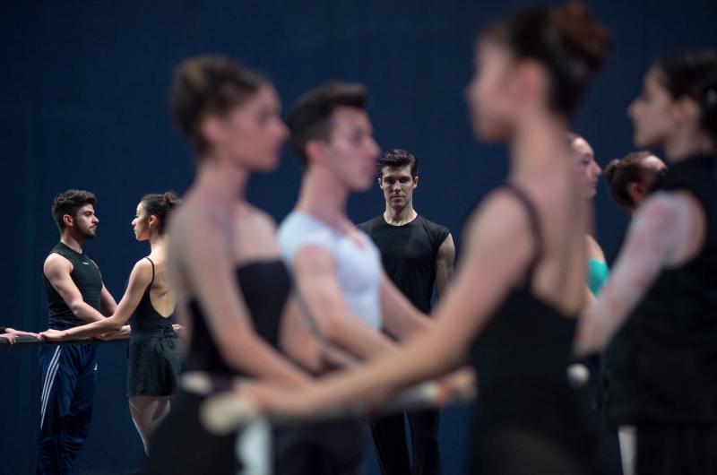 Workshop danza classica contemporanea roberto bolle