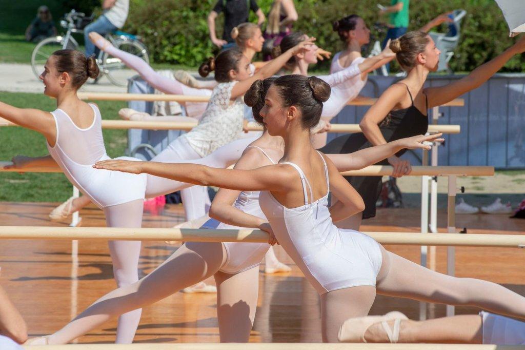milano ballerina open class teatro burri parco sempione danza balletto