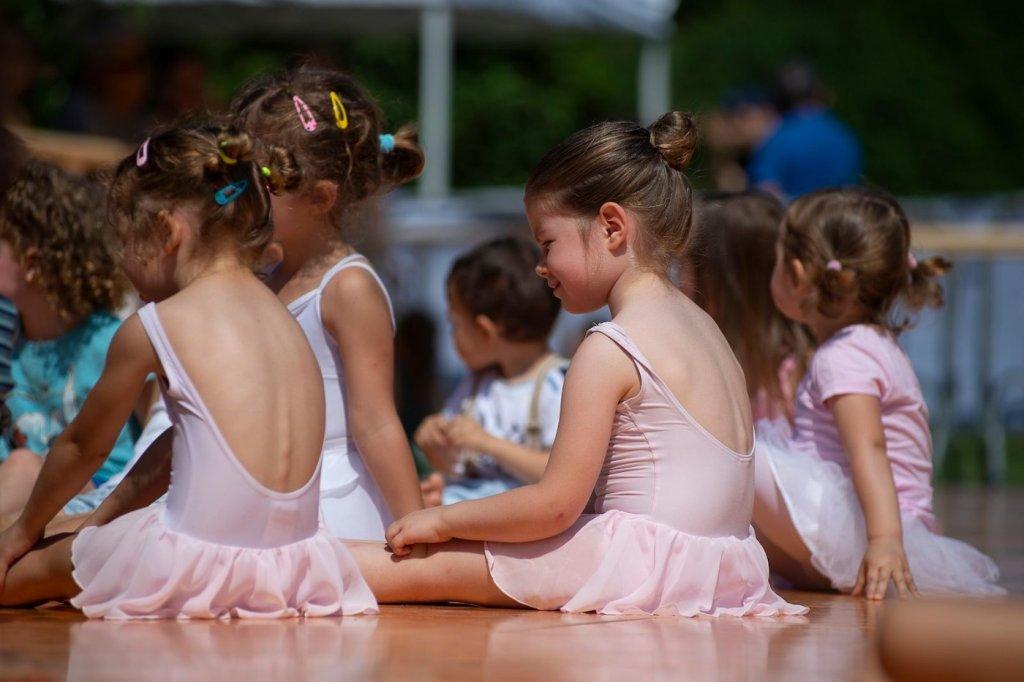 danza classica bambini parco