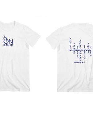T-shirt uomo – bianca