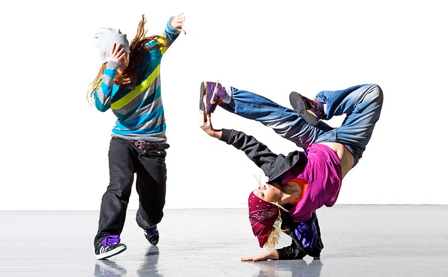 hip hop bambini classe parco